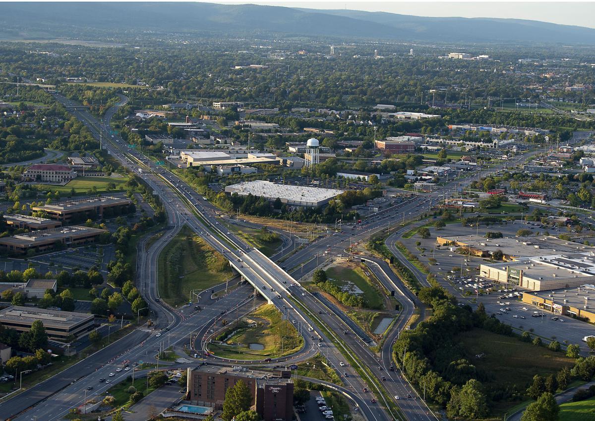 Highway Transportation Aerial