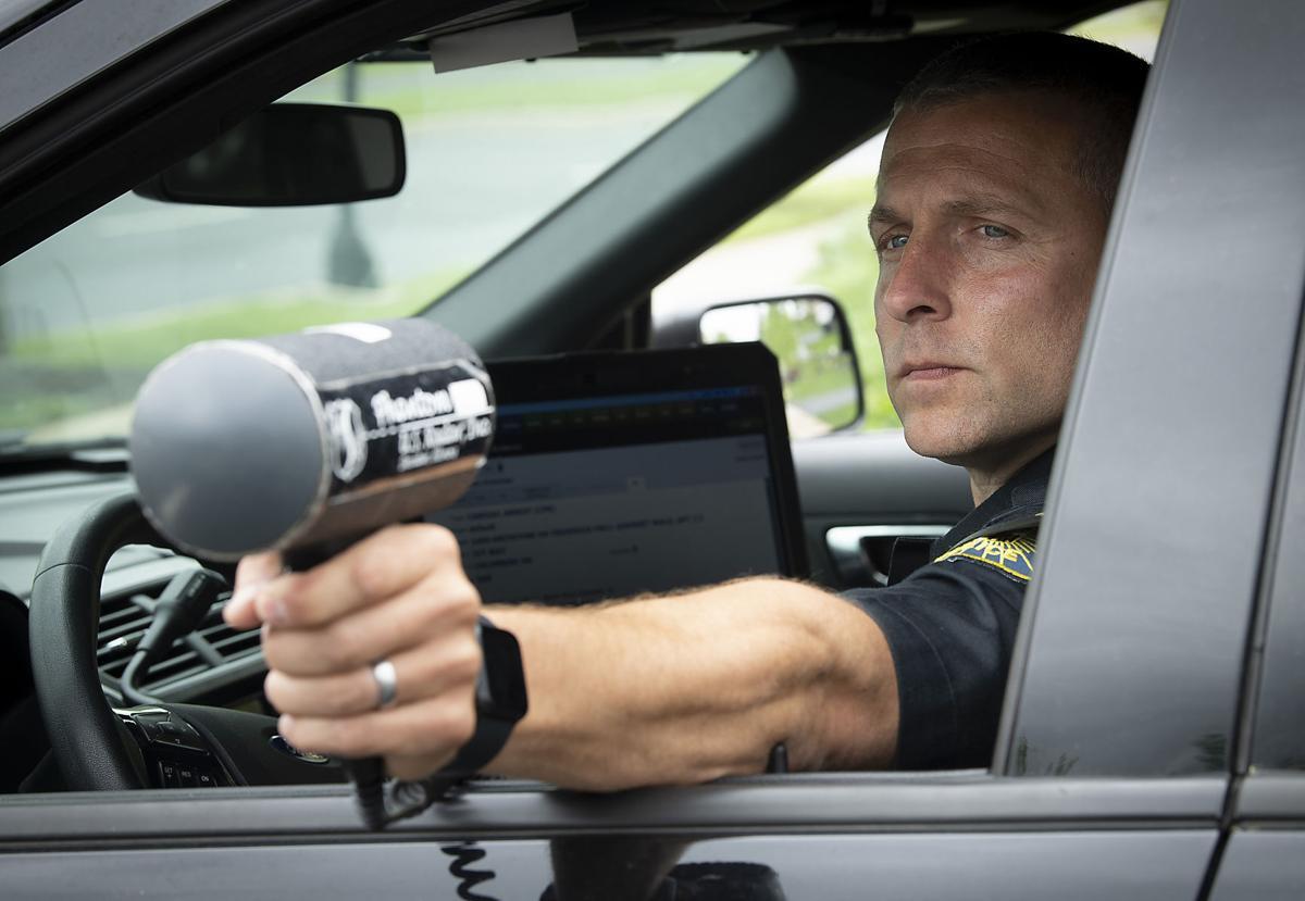 City Speed Enforcement