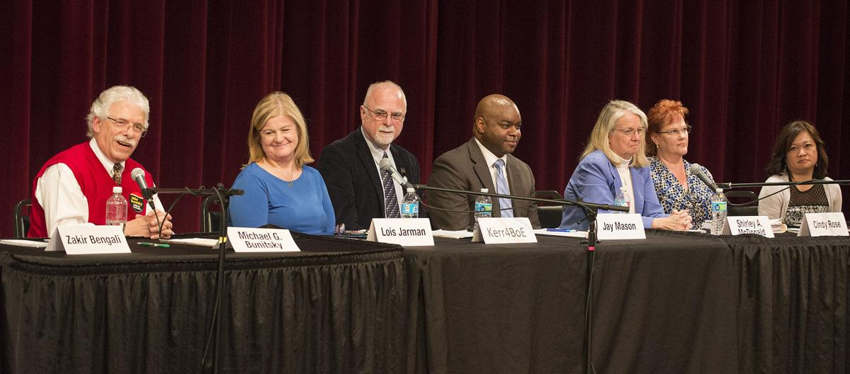 Frederick County Board Of Education Candidates Face Off At