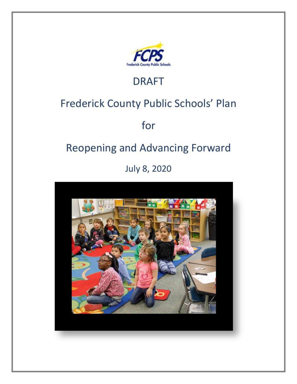 FCPS DRAFT Reopening Plan