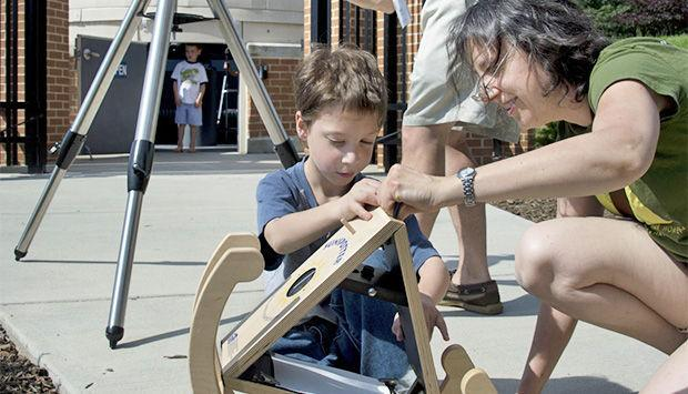 New summer camps offered at Frederick schools' Earth and