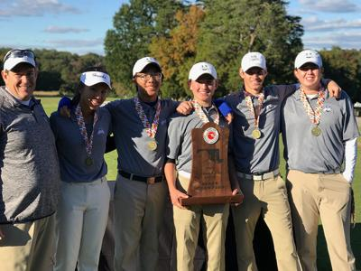 Urbana golf state champs 2018