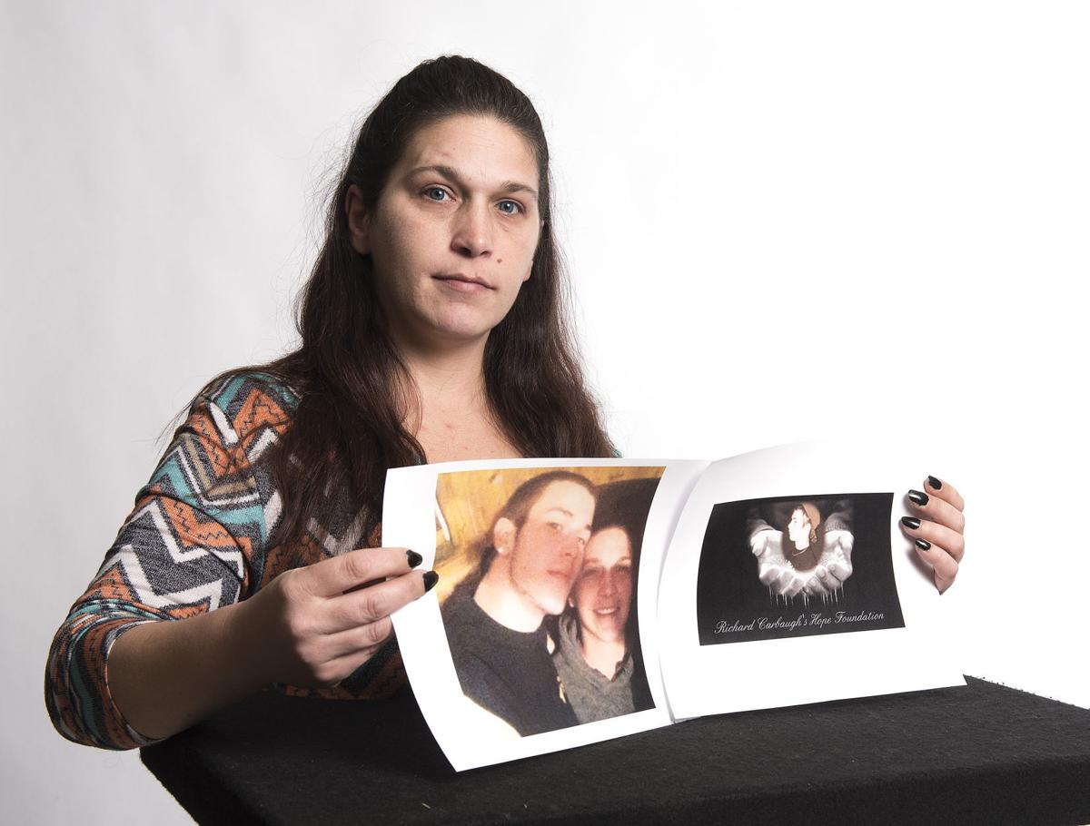 Gina Carbaugh Heroin Signs