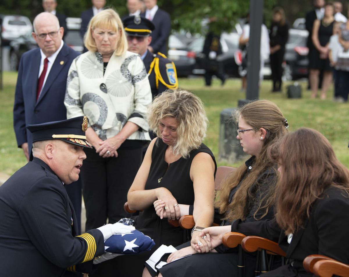 Fallen Firefighter Funeral