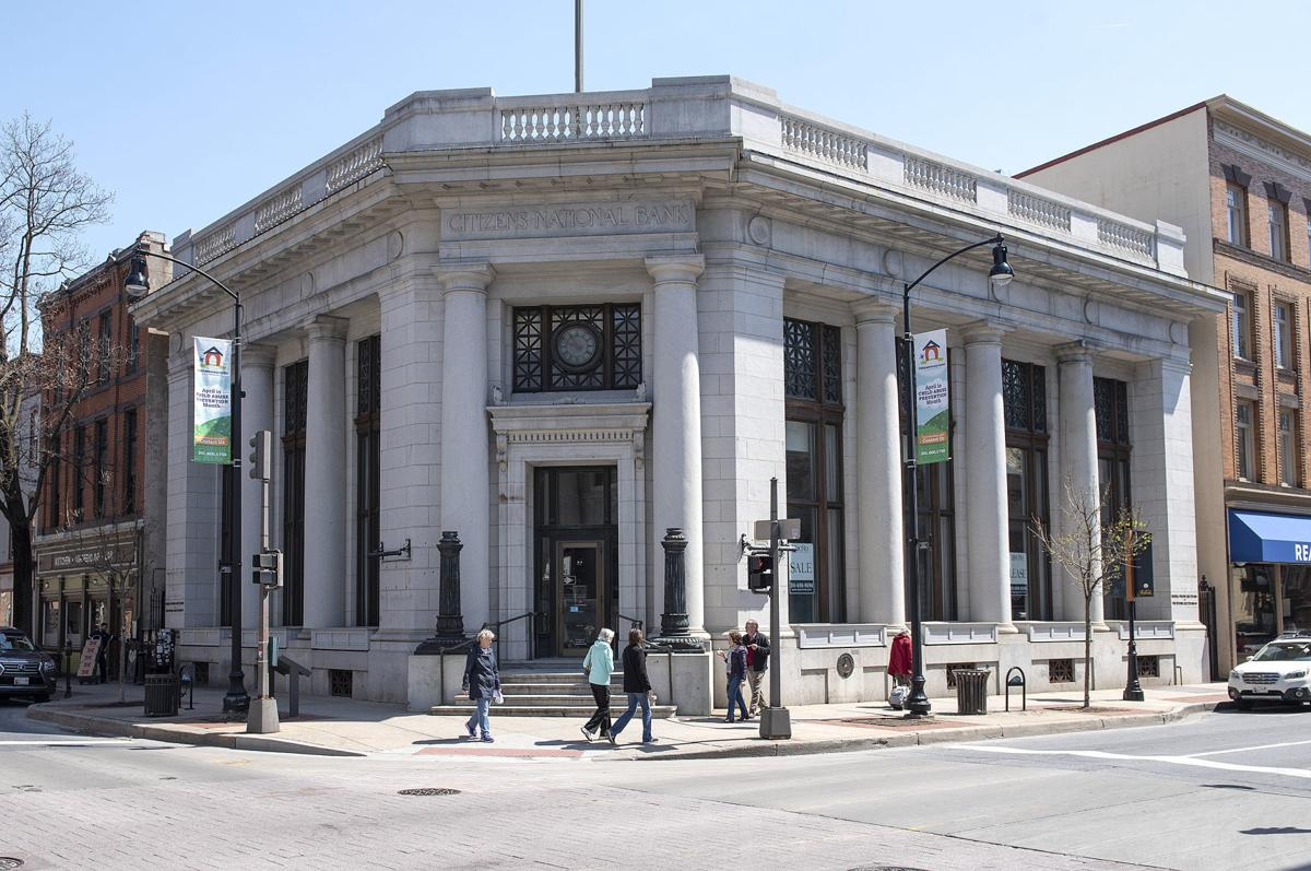 Medical Cannabis Distributor Eyeing Former Bank Building In Downtown Wiring Money Pnc Frederick Real Estate And Development