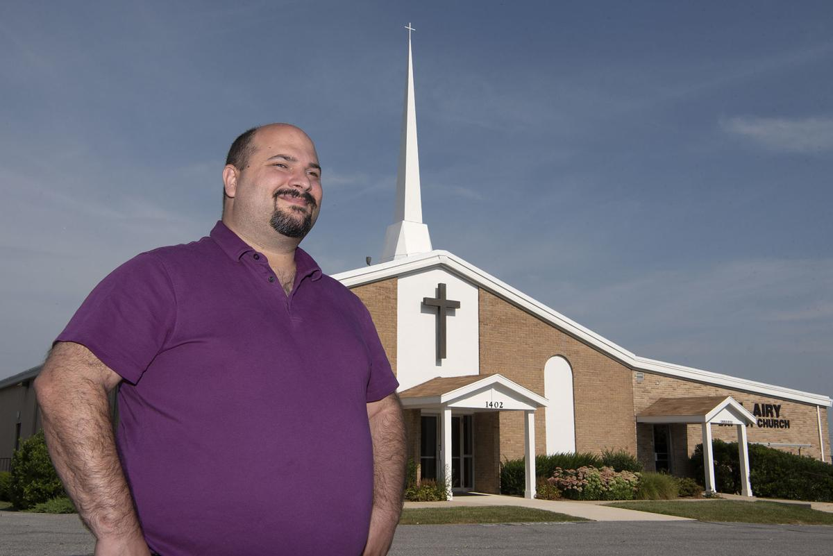 Mt  Airy Baptist gets first new pastor in 26 years