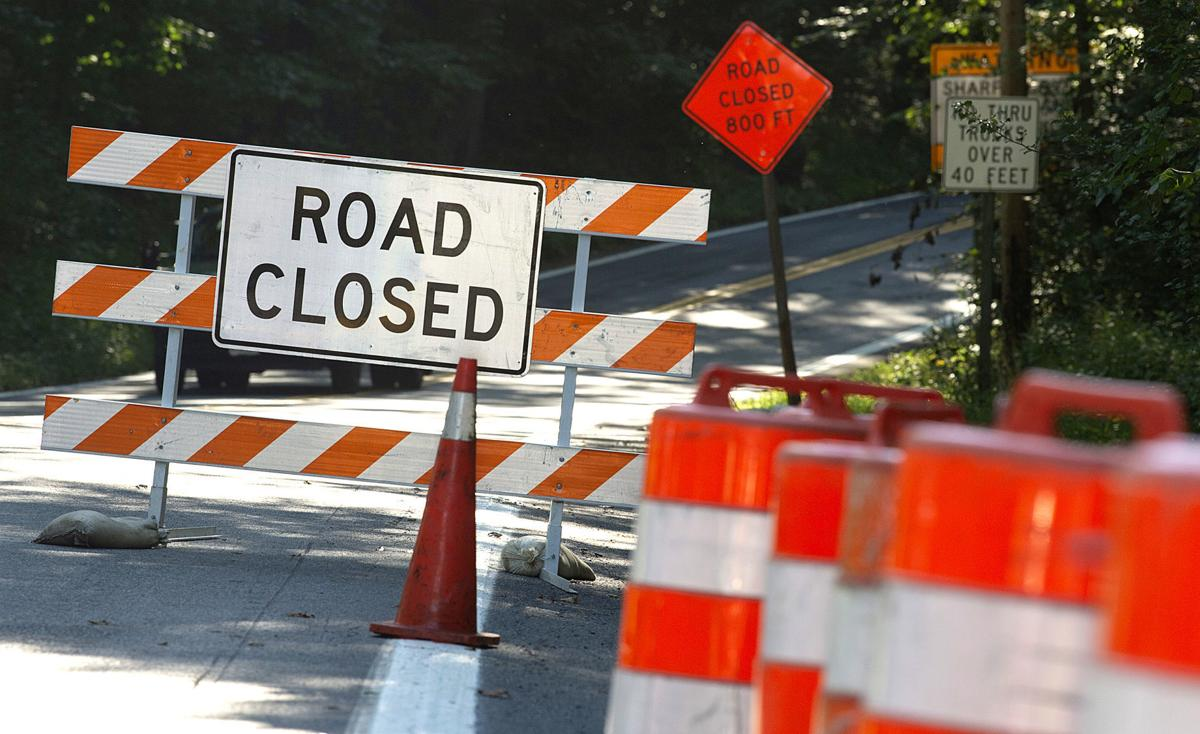 Foxville Road Closed