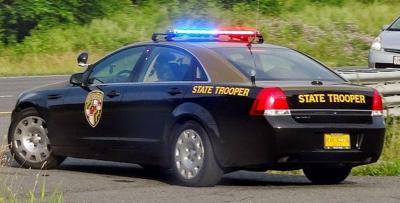 Maryland State Police Vehicle