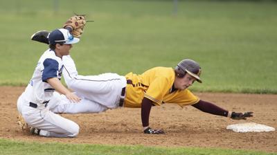 CHS v BHS Baseball