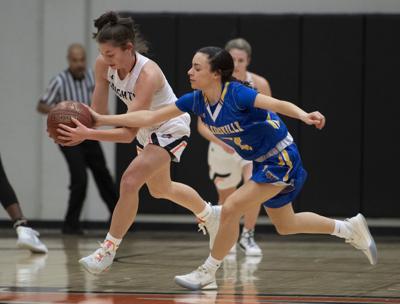 Middletown v Walkersville Girls Basketball