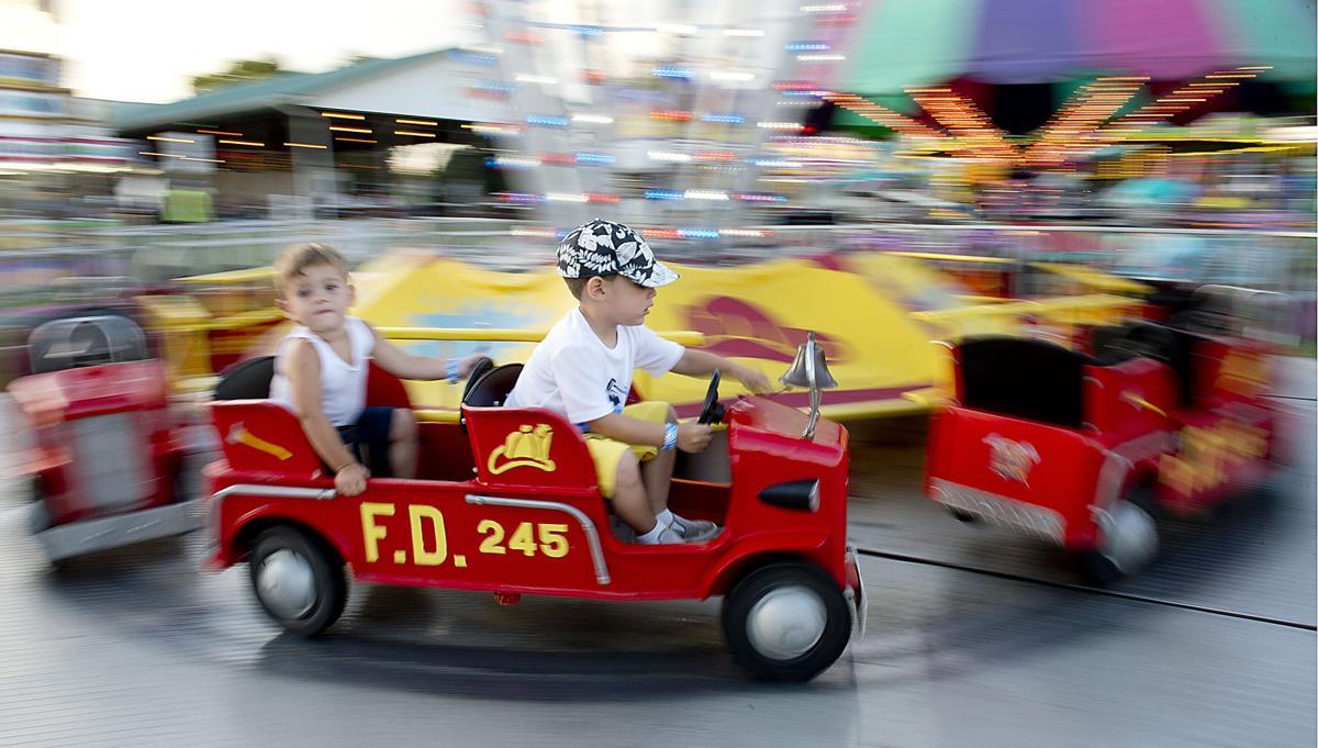 Carroll Manor Fire Company fireman's carnival
