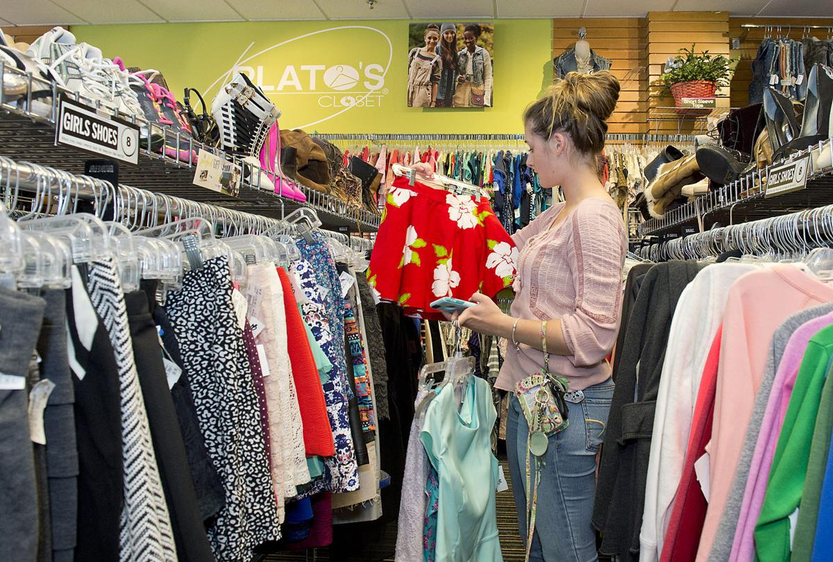 Vintage Thrift Consignment Shopping In Frederick