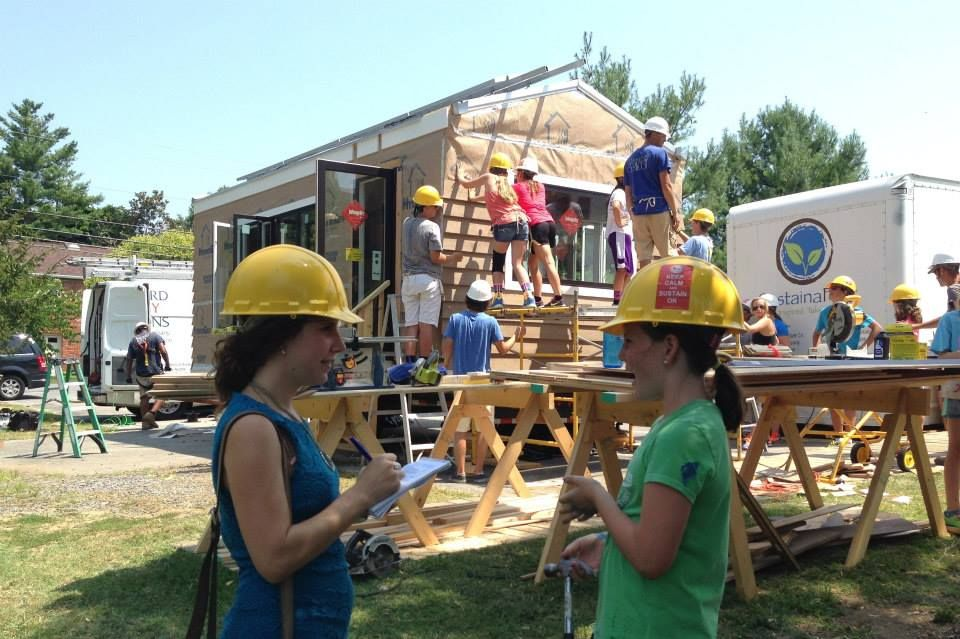 Sustainable 39 Tiny House 39 Featured At Home And Garden Show This Weekend Human Interest