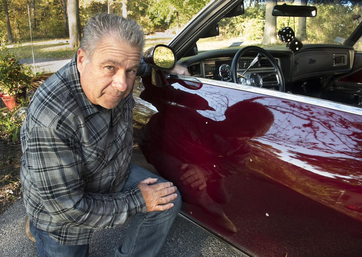 Buckshot Strikes Mans Classic Car Driving On Md Cops And - Ridgely car show