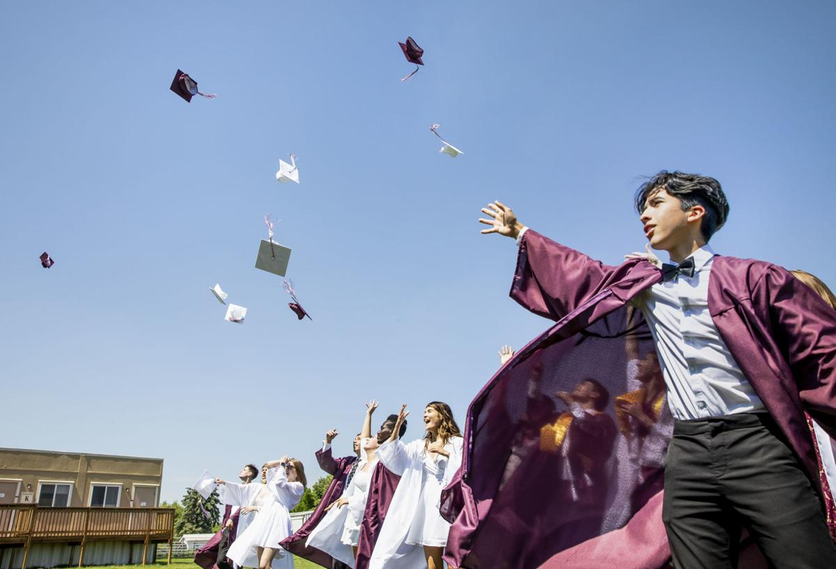 New Life Christian School Graduation