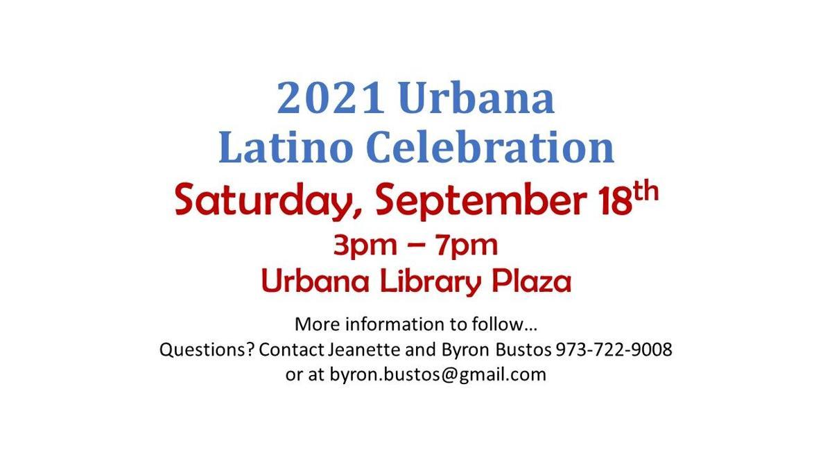 2021 Urbana Latino Celebration