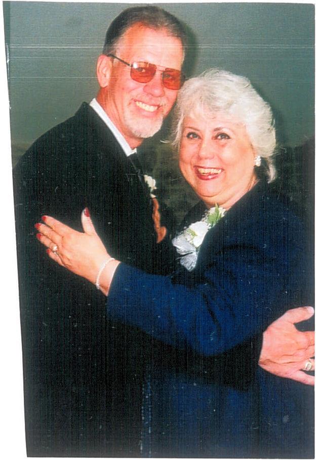 Bob and Gloria Karn Eaves