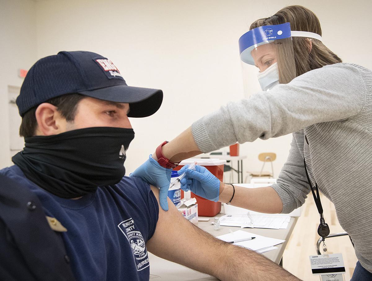 Frontline Vacinations