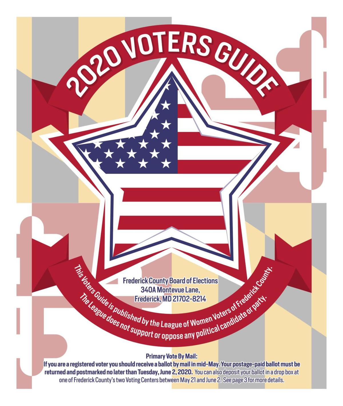 2020 Voters Guide, primary