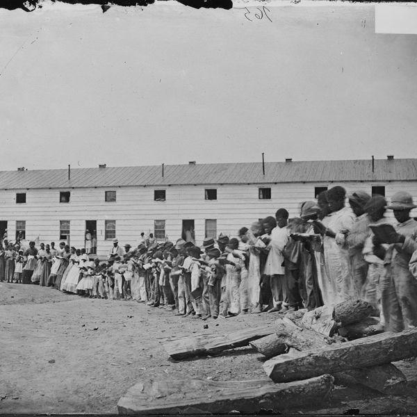 Wartime African American school near Washington DC