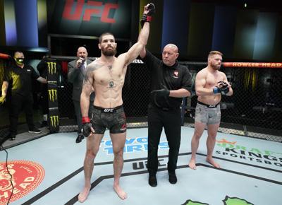 UFC Fight Night: Semelsberger v Witt