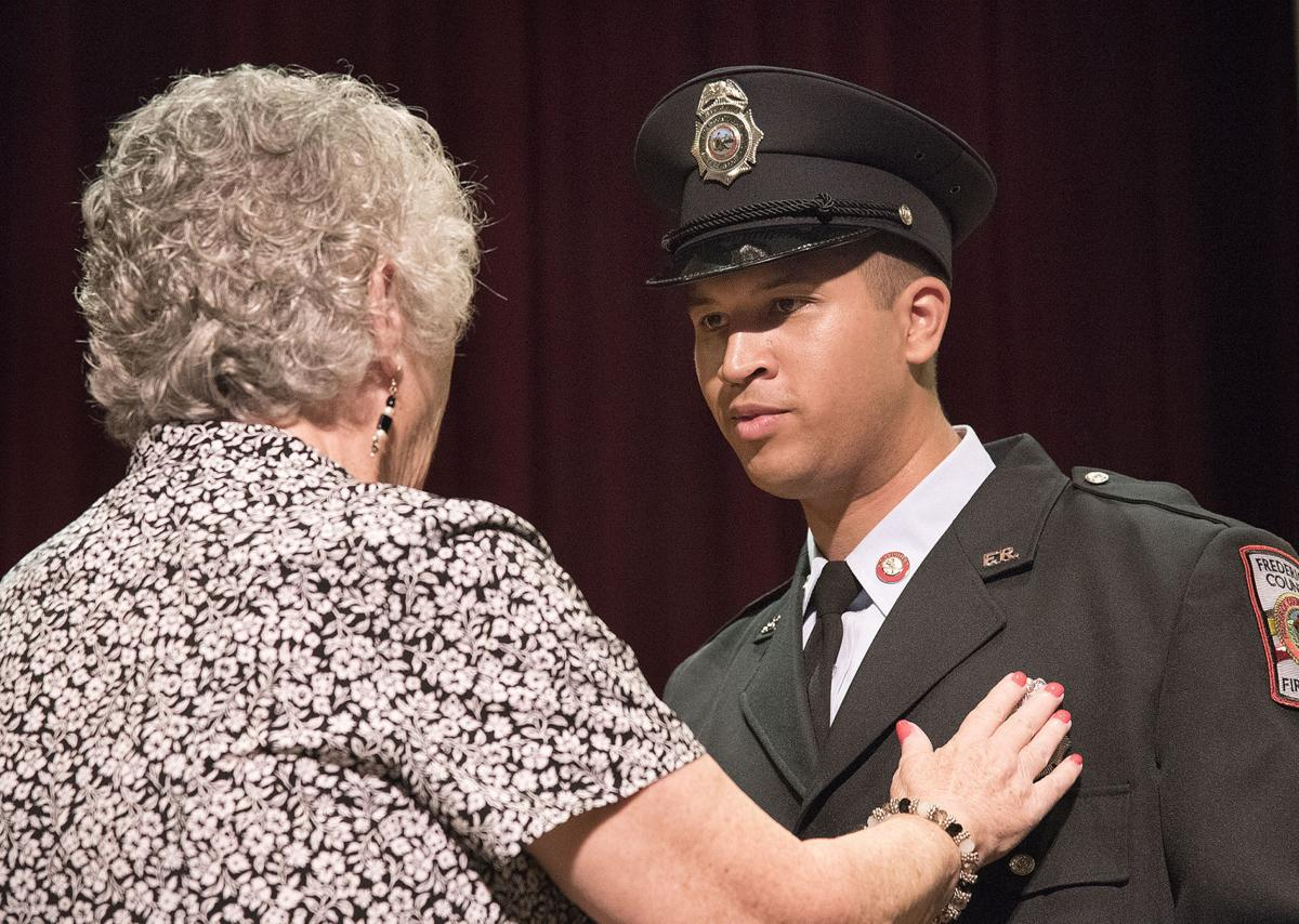DG fire series graduation 2