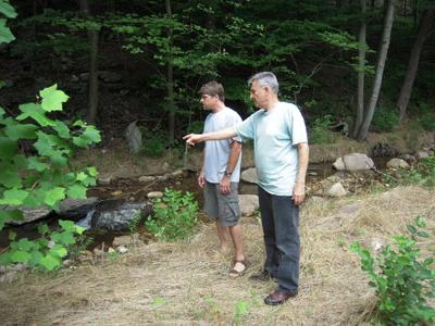 New partners in county stream improvement