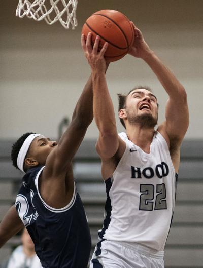Hood vs. Messiah College basketball