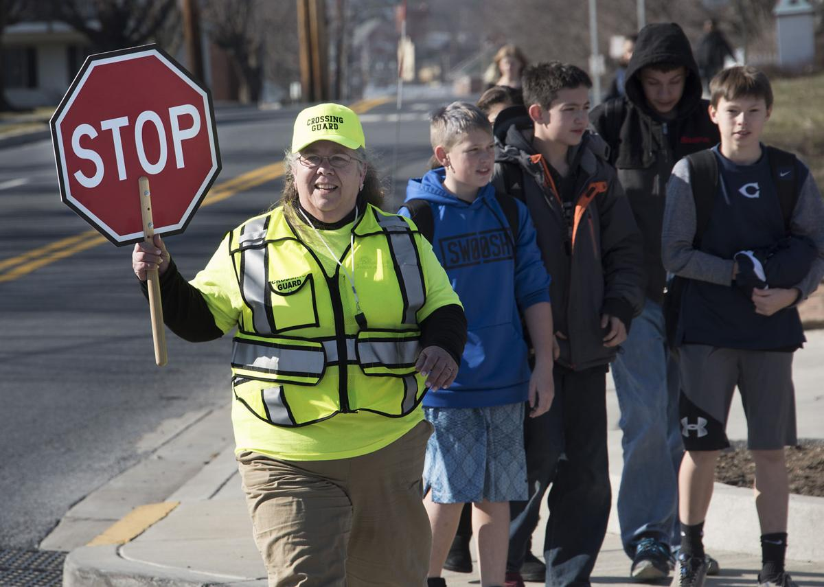 School crossing guards in Frederick County privatized | Cops And ...