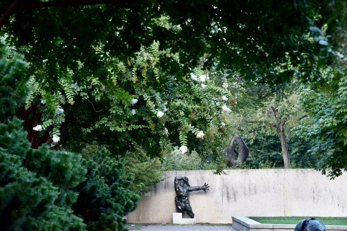 Visit Gardens Without Leaving The National Mall Home And Garden