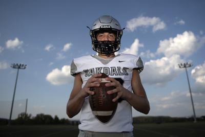 Oakdale Quarterback Ethan Reifer