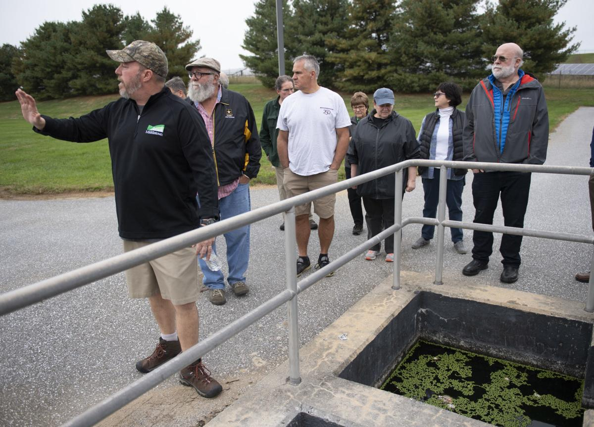 Middletown Wastewater Treatment Plant Tour