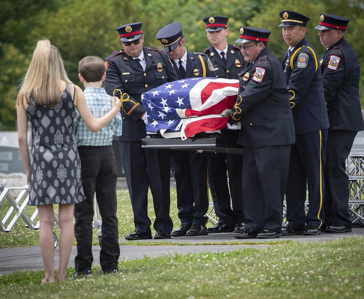 Powers Funeral