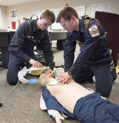 Fire Academy CPR