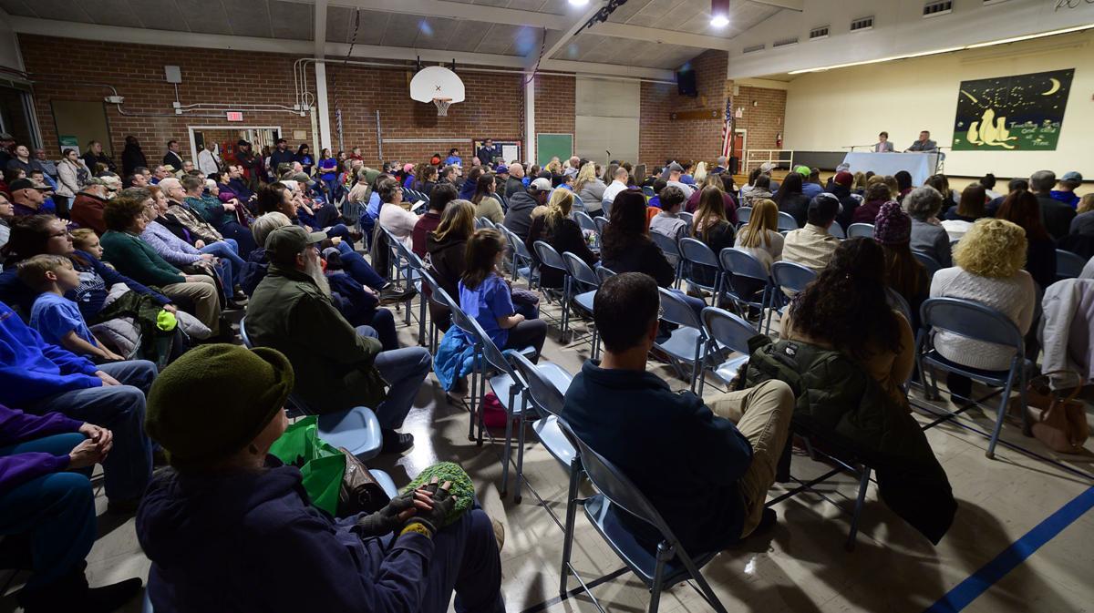 Sabillasville community meeting