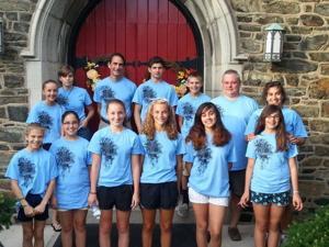 Grace Episcopal Group Photo