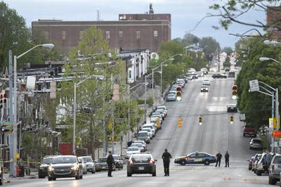No Arrests Day After Chaotic Shooting Attack In Baltimore Ap