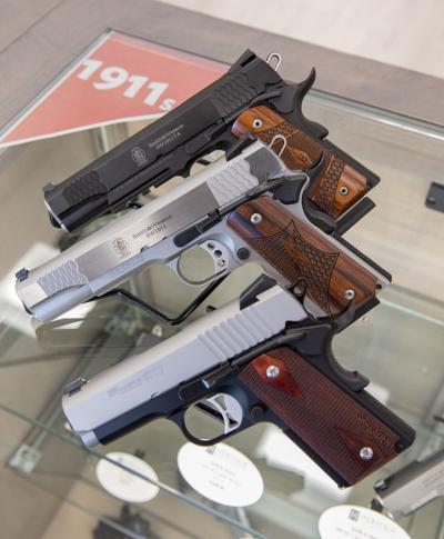 BG Handguns - DG