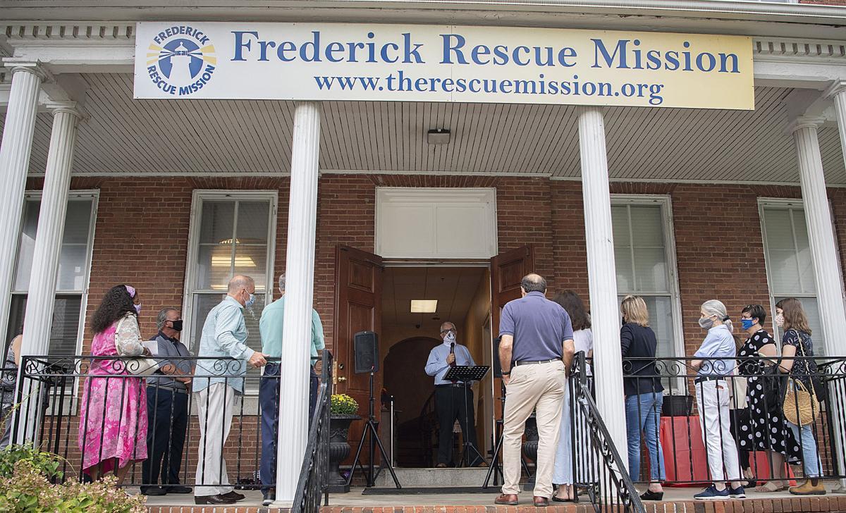 Rescue Mission Donor