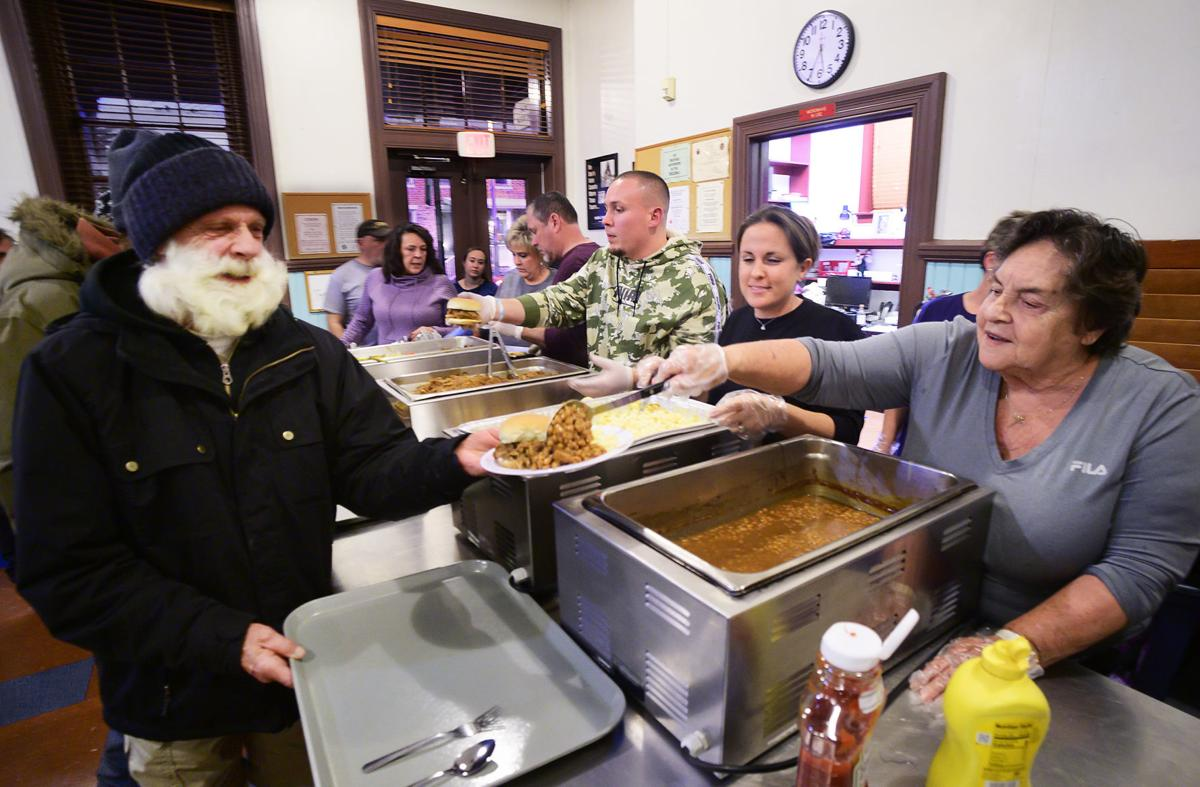 Local family spends MLK Day cooking