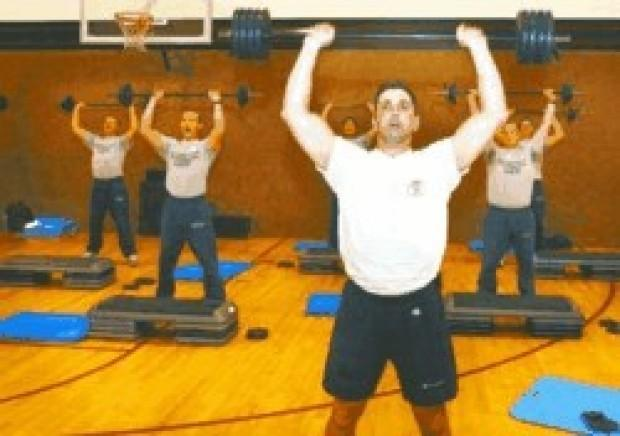 Police, firefighter weight requirements not allowed