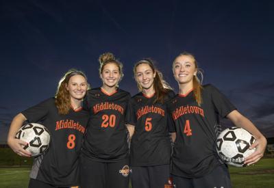 Middletown Girls Soccer Defenders