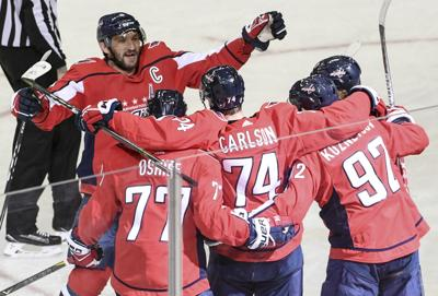 cf6c9747a Where s the awards buzz for Capitals  Ovechkin
