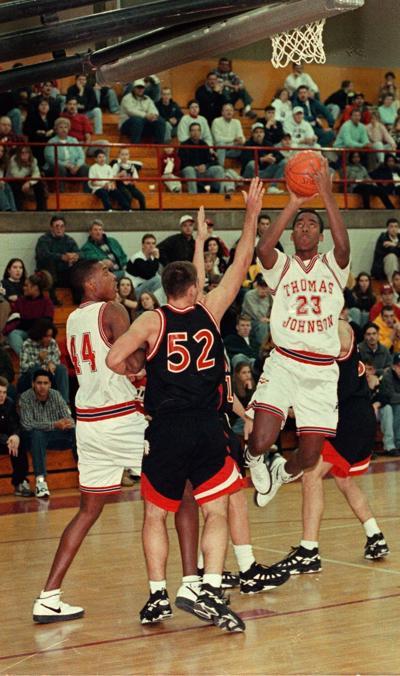 TJ basketball