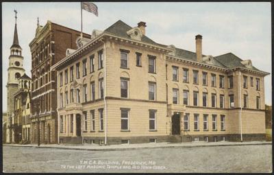 Frederick's first YMCA