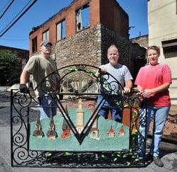 Owner vows to rebuild