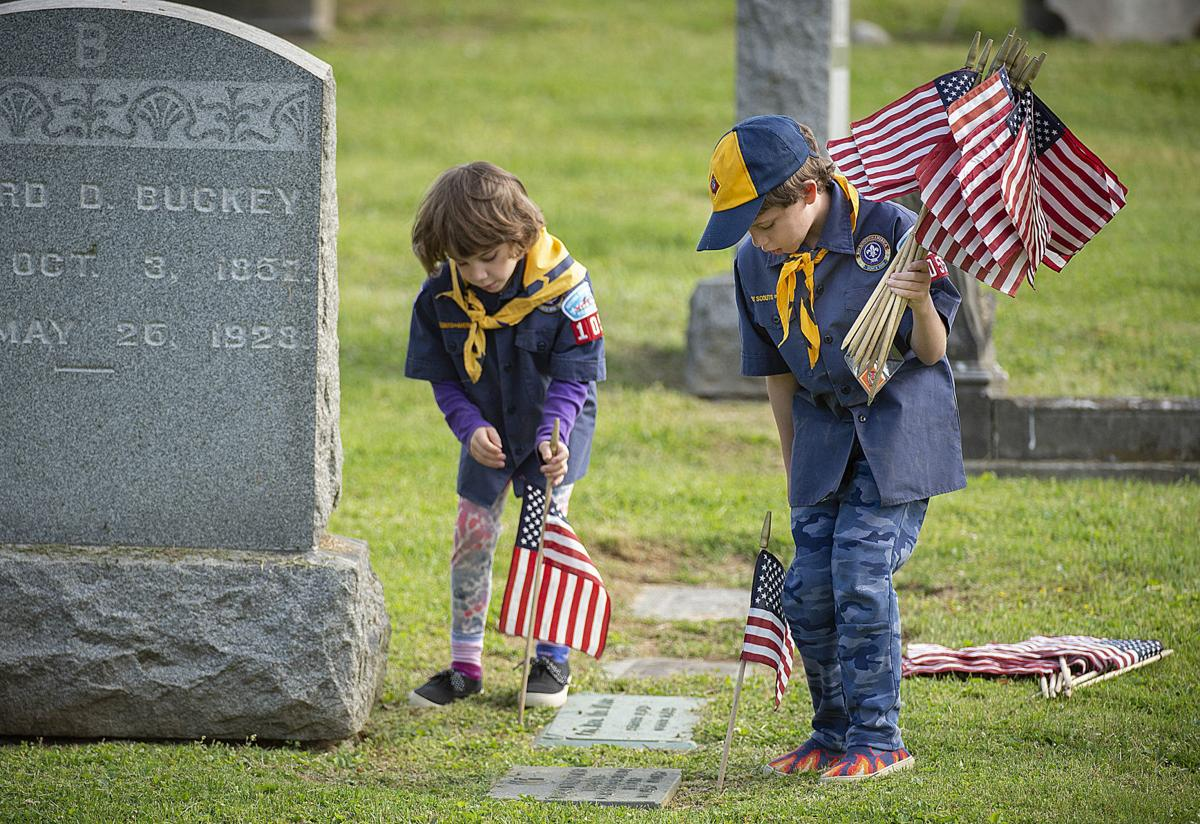 Veteran Flags