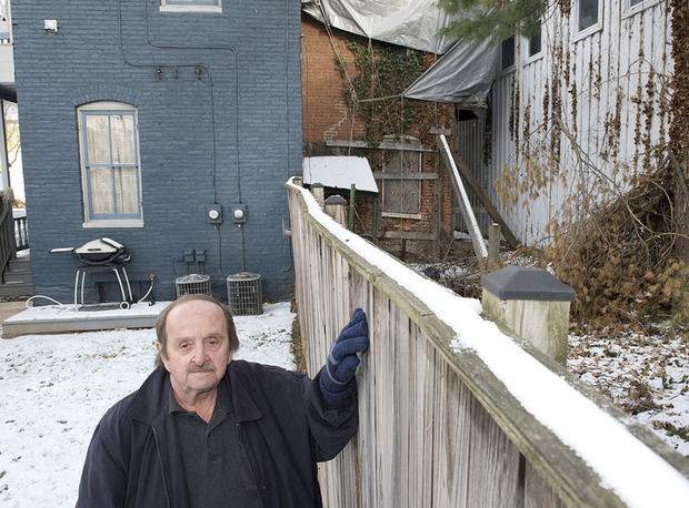 City gets permission to demolish back of city-owned blighted house