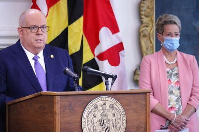 Hogan urges all schools to plan some in-person instruction