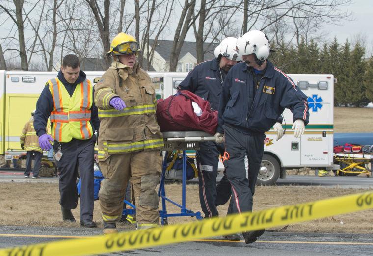 Two die, four hurt in U.S. 340 crash